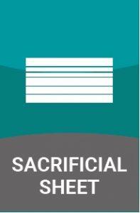 Sacrificial Sheet